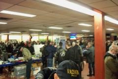 Visiteurs du kiosque VA2HMC